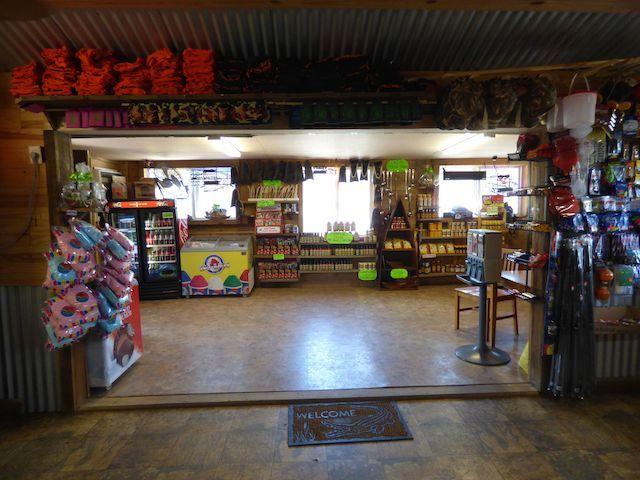 Champagnes Cajun Swamp Tours Store Inside 36