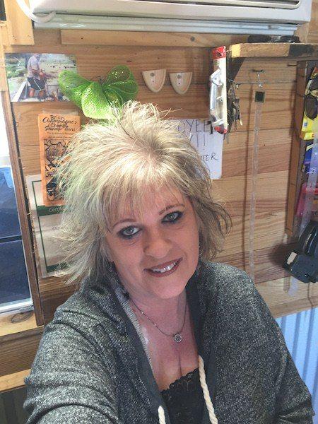 Pam Fontenot Champagnes Cajun Swamp Tours Manager