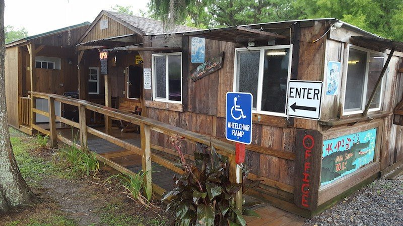 Champagnes Cajun Swamp Tours Wheelchair Accessible 45